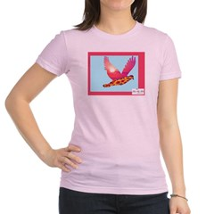 daisy_bird_shirt cafepress